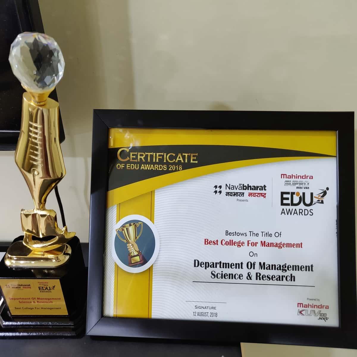 Navbharat Award